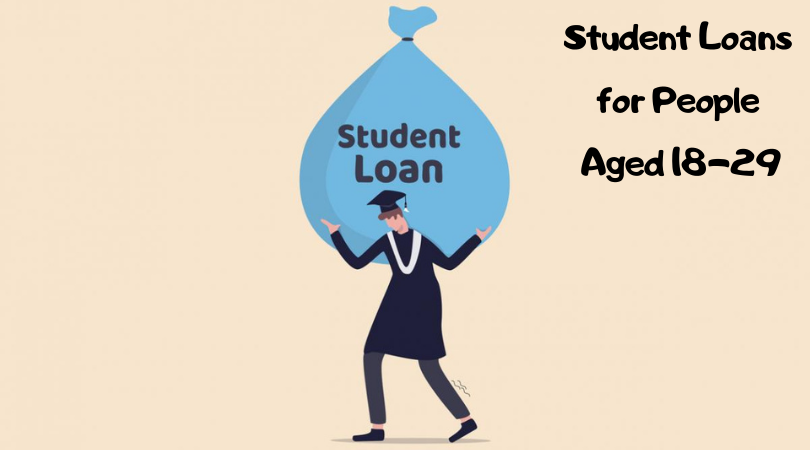 Student Loans for People Aged 18-29